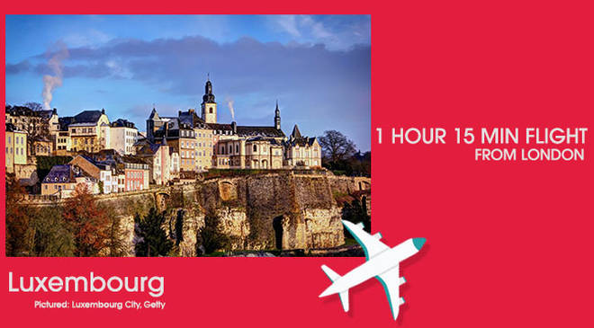 Luxembourg is a picture perfect romantic retreat