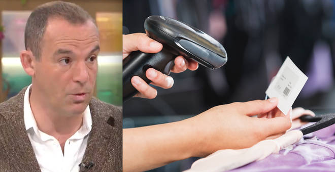 Martin Lewis reveals legal rights when returning clothing