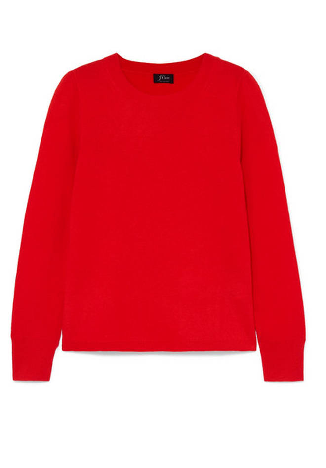 Holly Willoughby JCrew jumper