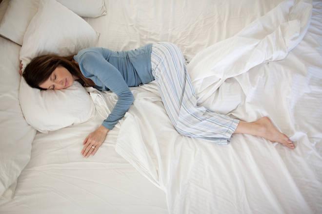 Pillow night sleep