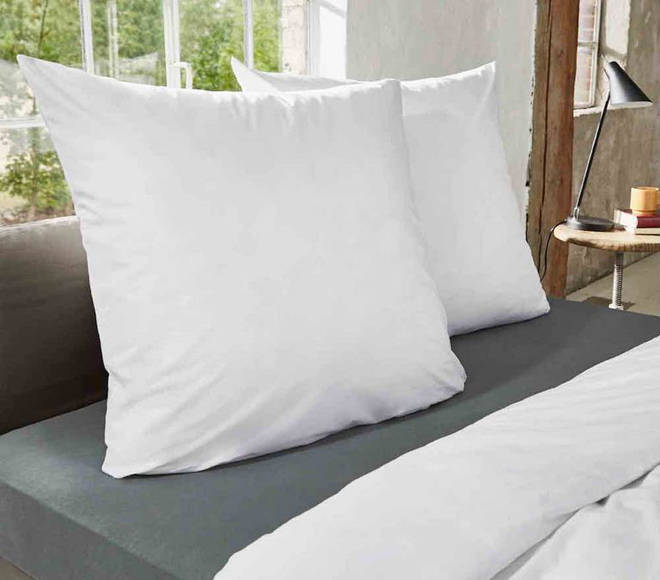Lidl's organic cotton pillow cases