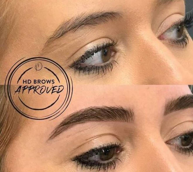 HD Brows offer a very individual service