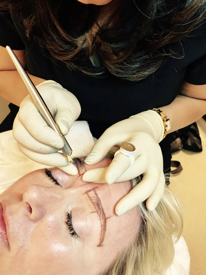 Daxita Vaghela aka The Lash Queen is one of the UK's most sought after microblading experts