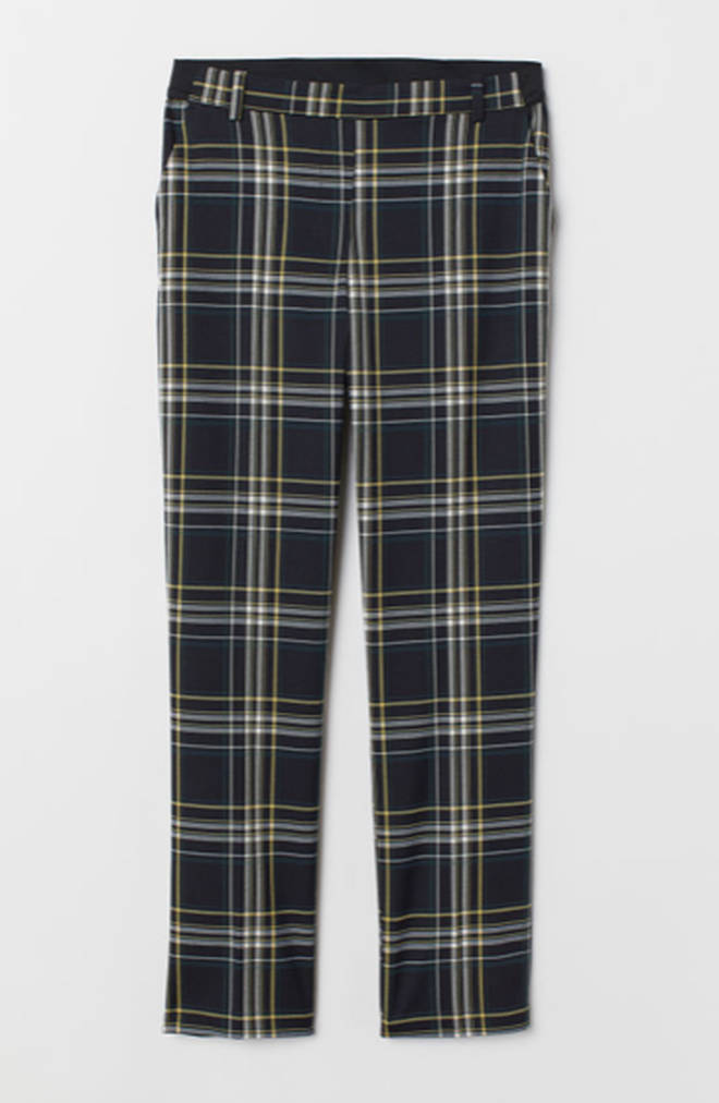 Holly Willoughby's H&M This Morning trousers