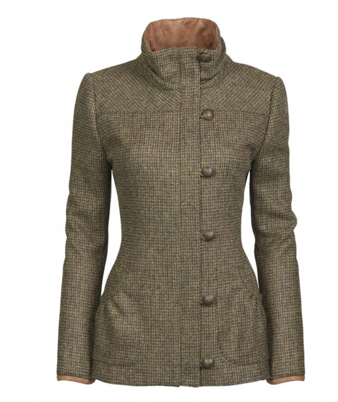 Kate Middleton wears Dubarry coat