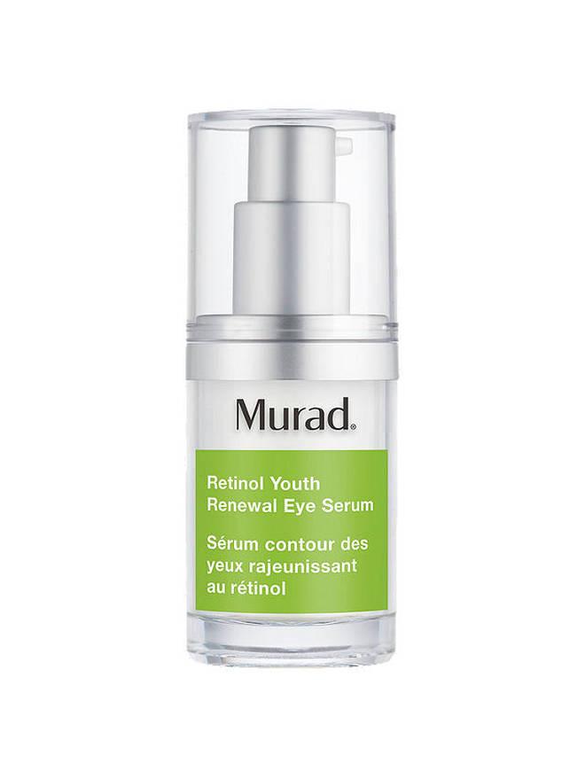 Murad Retinol Eye Serum is a wrinkle fighter
