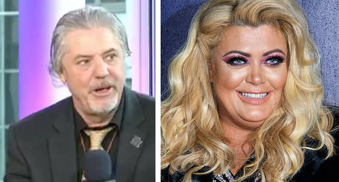 Mark Little has fat shamed Gemma Collins