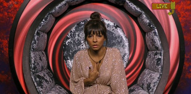 Roxanne has disappeared from the public eye since her stint on CBB last year