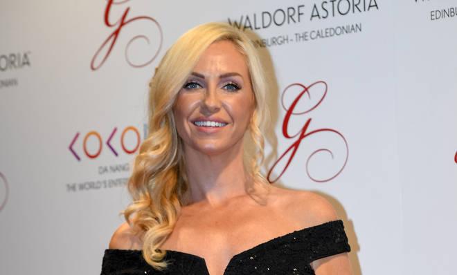 Josie Gibson split from her boyfriend Terry four months after the birth of their son