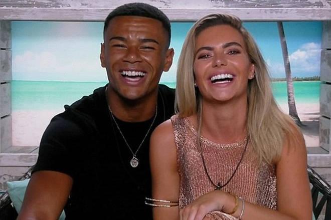 Megan and Wes met on Love Island 2018