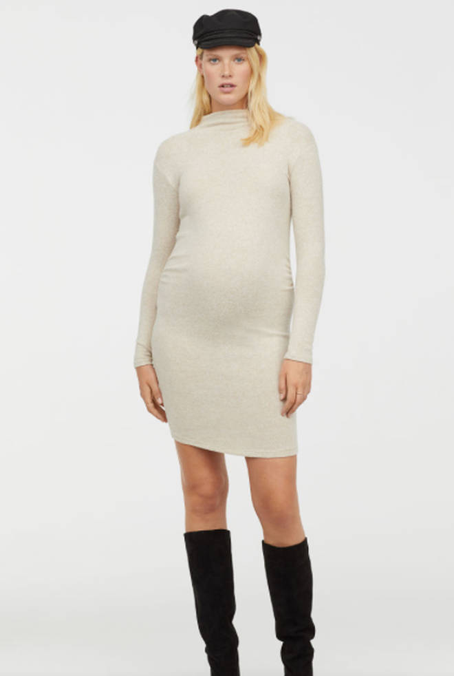 Meghan Markle wears H&M dress