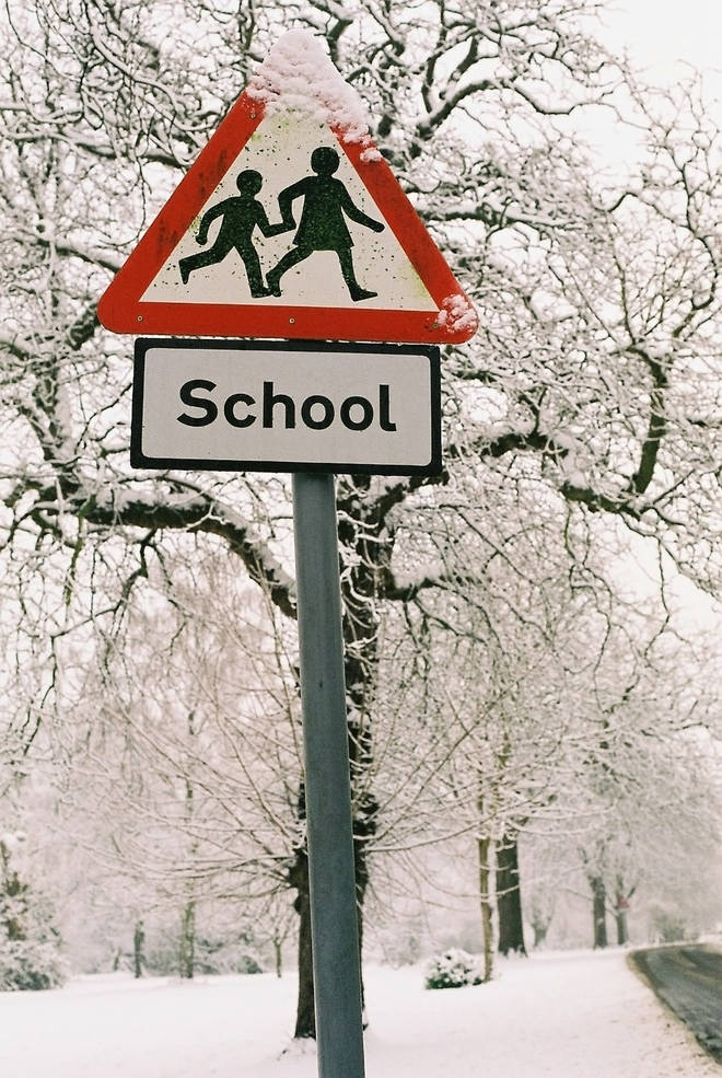 Schools in the states have come up with a solution for snow closures