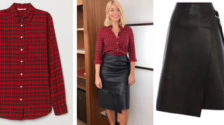Holly Willoughby This Morning outfit today