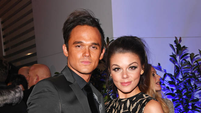 Gareth and Faye split briefly last year but got together soon after