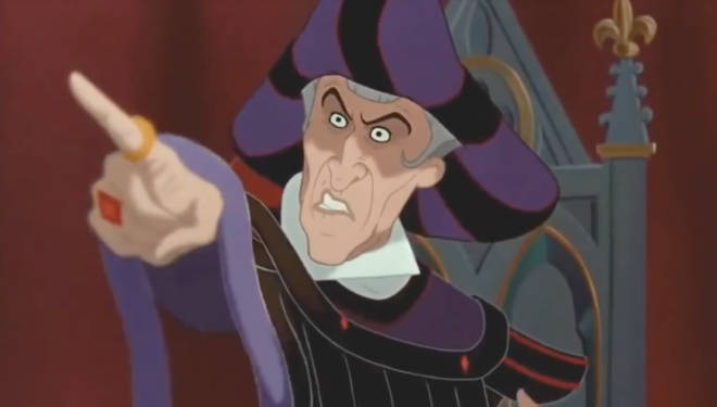 Hunchback Of Notre Dame being made into live action