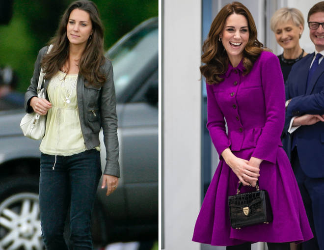 Royal family #10YearChallenge: From Meghan Markle to Kate Middleton