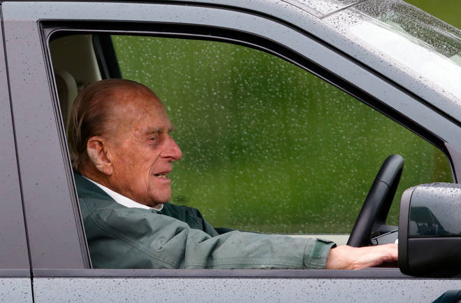 The Duke, pictured in 2015, is fiercely independent
