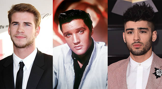 Liam Hemsworth, Elvis Presley and Zayn Malik were all born in January