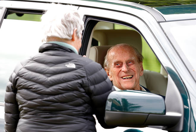 Unlike The Queen, Prince Philip does need a license to drive