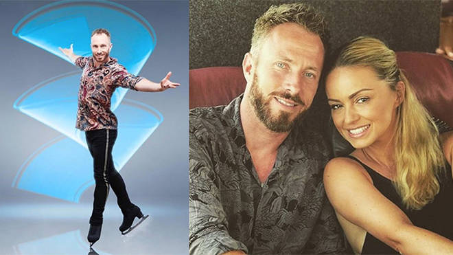 James Jordan has been married to his wife Ola since 2003