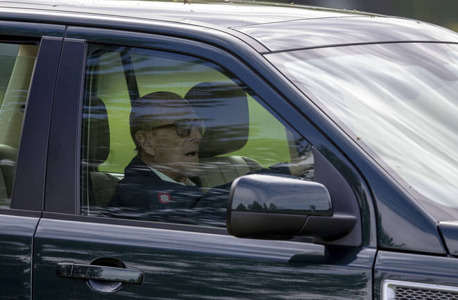 The victim has so far received no apology from Prince Philip