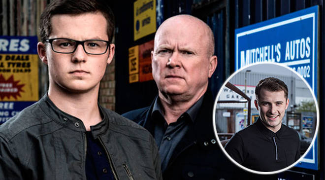 Harry Reid was the last actor to portray Phil Mitchell's son Ben, and will now be replaced by Max Bowden