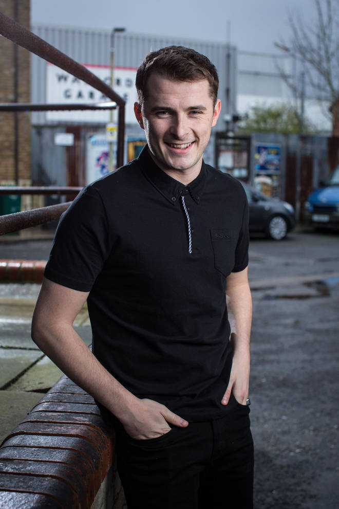 Max Bowden is joining the cast of Eastenders