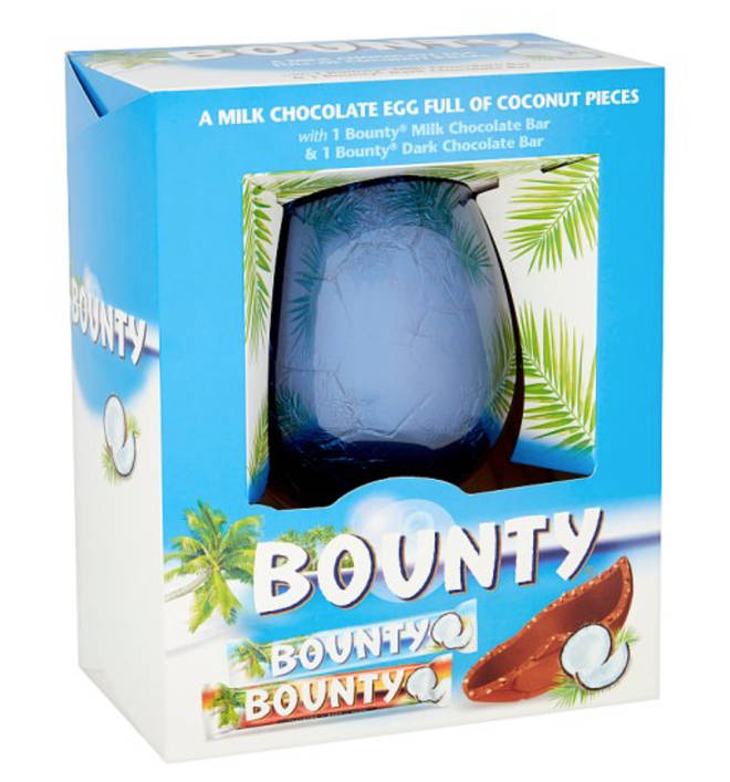Bounty Easter egg