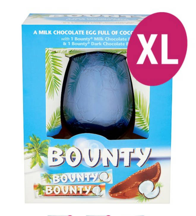 Bounty easter egg