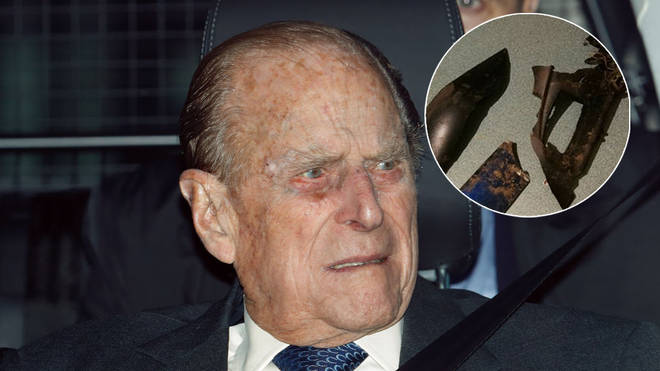 Prince Philip Ebay auction