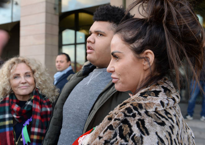 Katie Price is one step closer to making Harvey's Law a reality