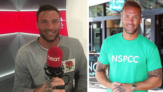 Calum Best is proud to be working with the NSPCC