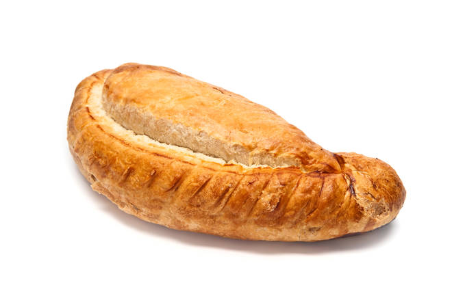 Cornish pasty's are the latest topic of vegan pasty