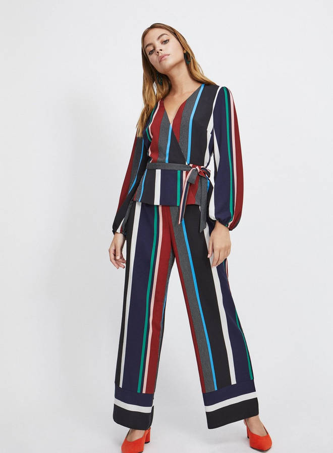 This cute co-ord is from Miss Selfridge