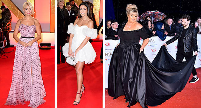 a74ae52ef77 National Television Awards 2019  Vote for your favourite red carpet ...