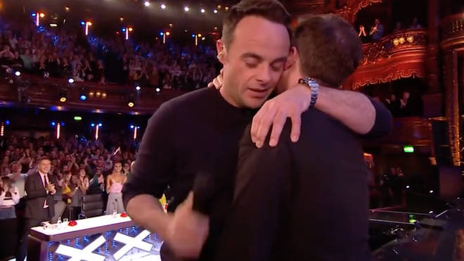 Ant and Dec win NTA for Best Presenter