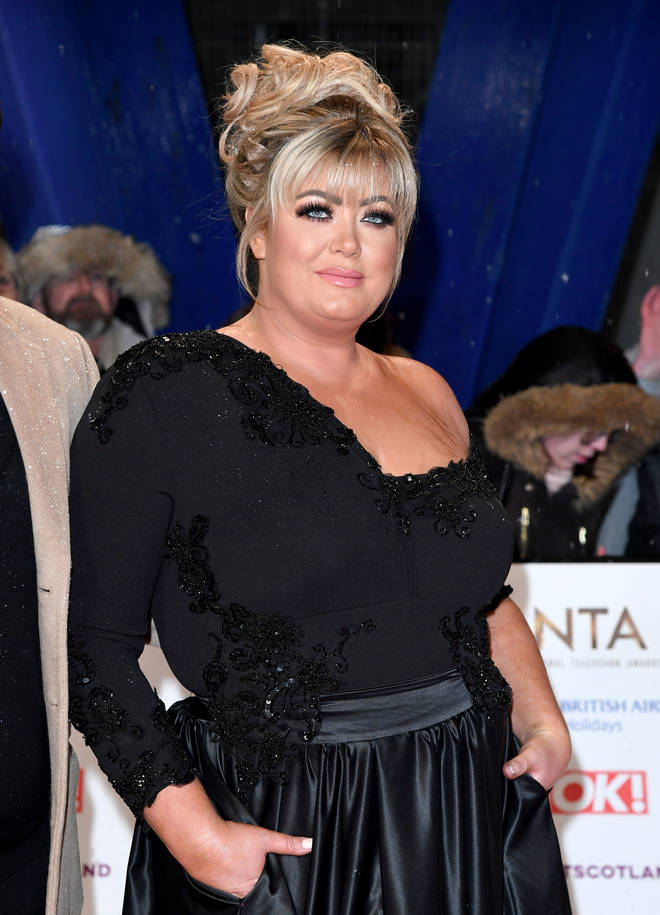 Gemma Collins is more sensitive than people realise, says Brian