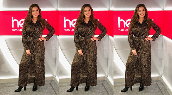 Kelly Brook is looking fab this Friday