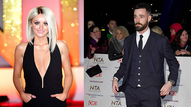 Katie McGlynn was spotted with former co-star Sean Ward