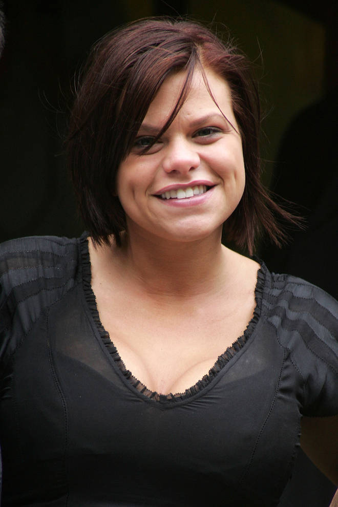 Jade Goody first appeared on Big Brother in 2002