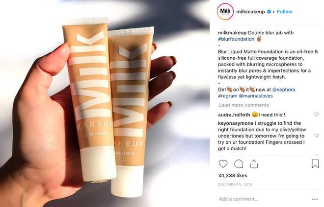 Milk Makeup Blur Liquid