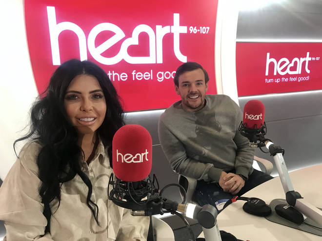 Cara De La Hoyde and Nathan Massey spoke exclusively to Heart Breakfast