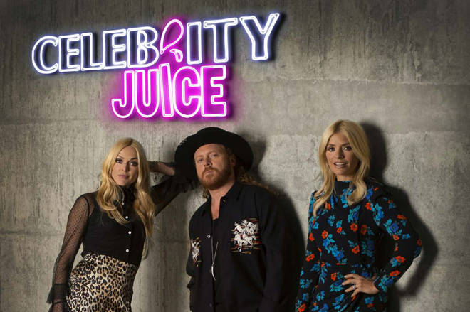 Keith Lemon has spoken out about the future of Celebrity Juice
