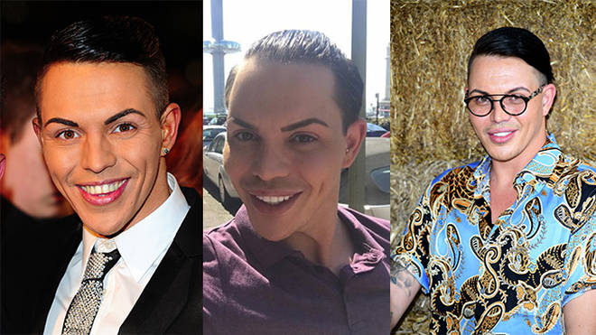 Bobby Norris has transformed since he first appeared on TOWIE in 2012