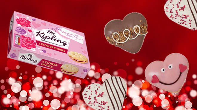 Make these Valentines Day treats GALentines treats!
