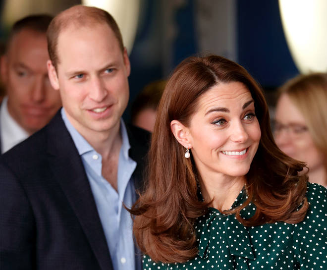Kate Middleton reportedly refers to Prince William as 'baldy'