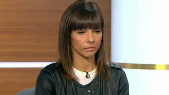 Roxanne apologised twice on national TV - including on The Jeremy Vine show