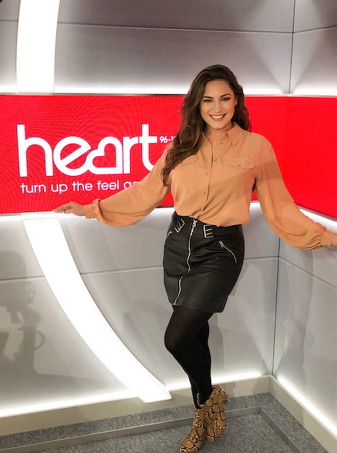 Kelly Brook's outfit today (30/1/19)