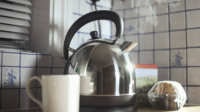 Guilty of never cleaning your kettle? This simple hack will make it easy