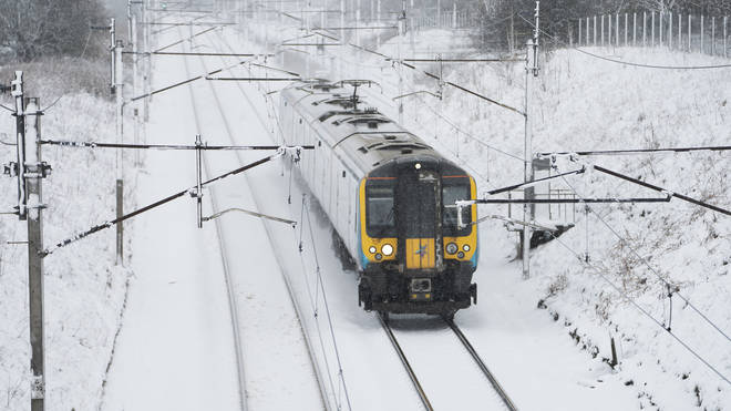Forecasters have predicted more snow in the coming weeks